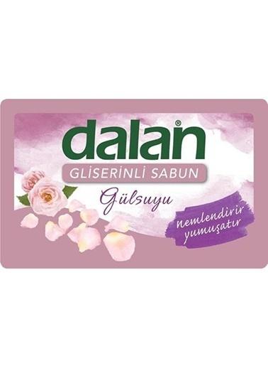 Dalan Gliserinli gülsuyu Sabun 150 gr Renksiz